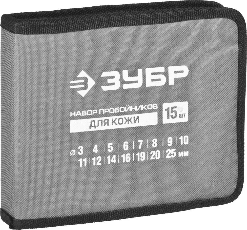 Дырокол-пробойник ЗУБР 22949-h15 МАСТЕР