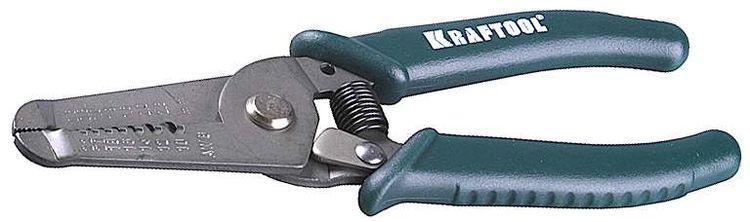 Клещи Kraftool 22660-15 клещи для снятия изоляции force f 6804b160