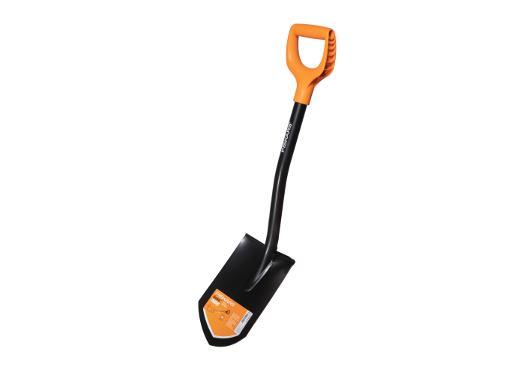 Лопата штыковая укороченная FISKARS Solid 1026667