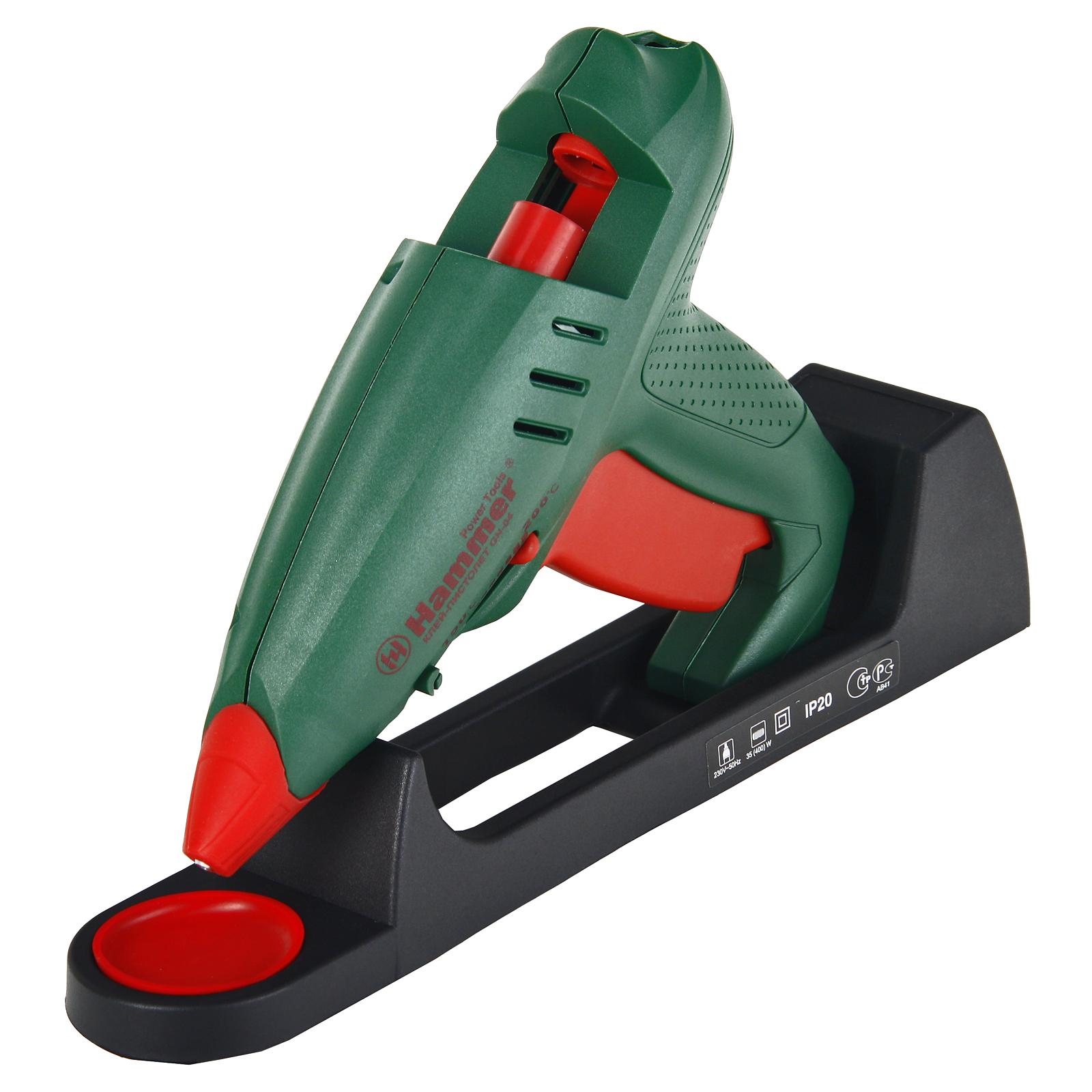 Клеевой пистолет Hammer Gn-04 термоклеевой пистолет hammer flex gn 06