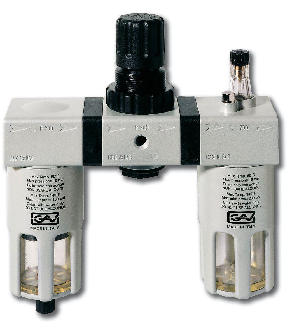 Фильтр Gav 13029 краскопульт пневматический gav 2200 eco 1 8 бс 24547