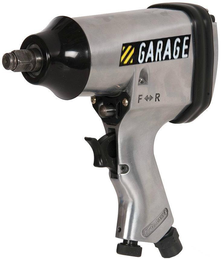 Гайковерт Garage Gr-iw 315 kit