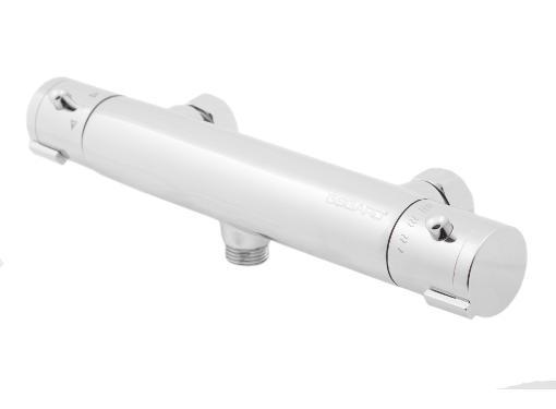 Смеситель для ванны/душа OSGARD LUNDEBRUNN 39001, с термостатом