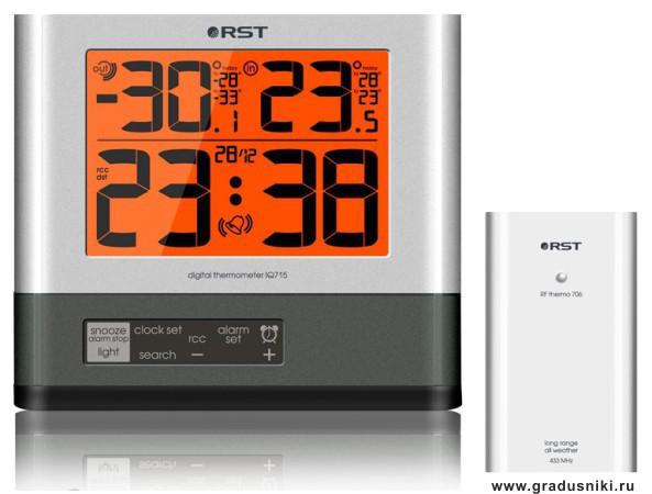 Термометр Rst 02715