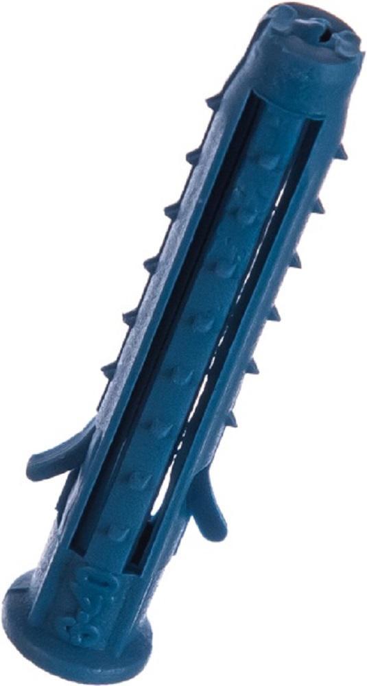 Дюбель Tech-krep 132439 дюбель с шипами tech krep 6х30 мм цвет синий 1000 шт