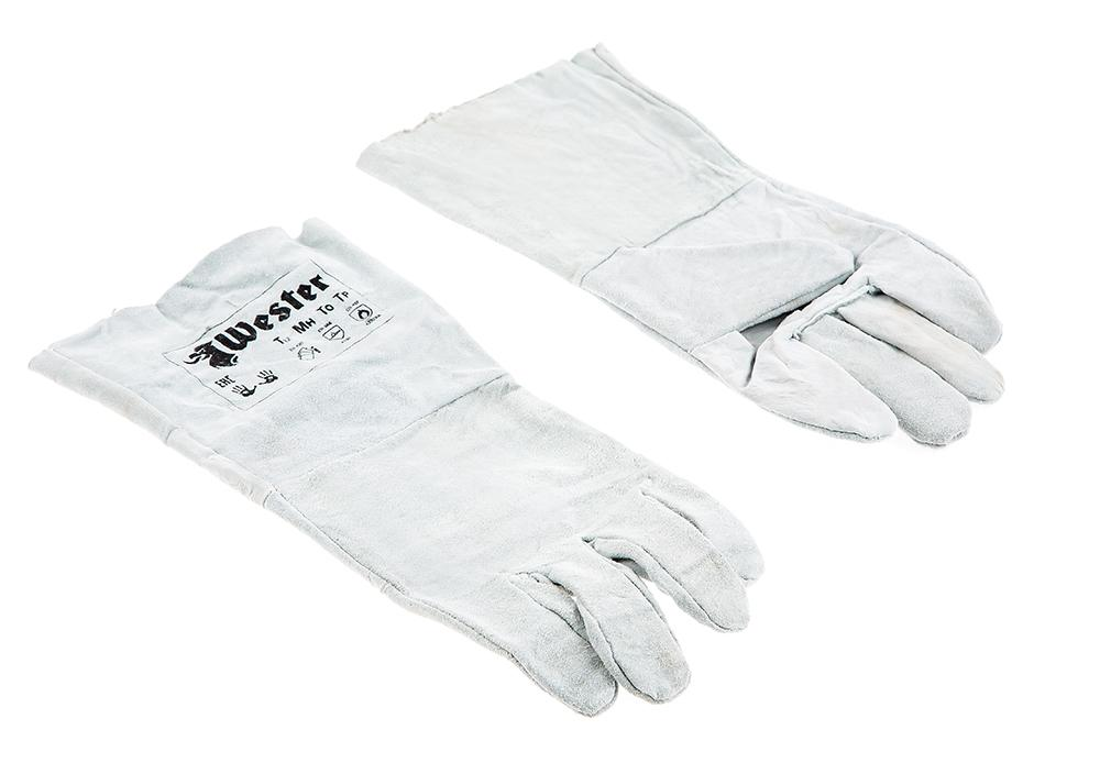 Перчатки сварщика Wester Wg02