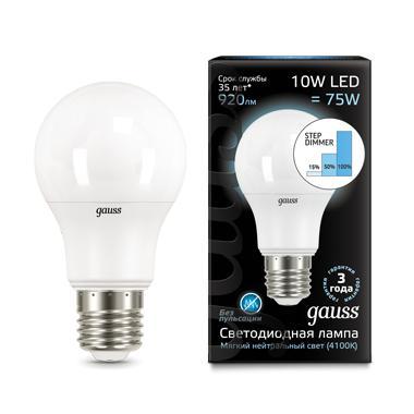 Лампа Gauss 102502210-s