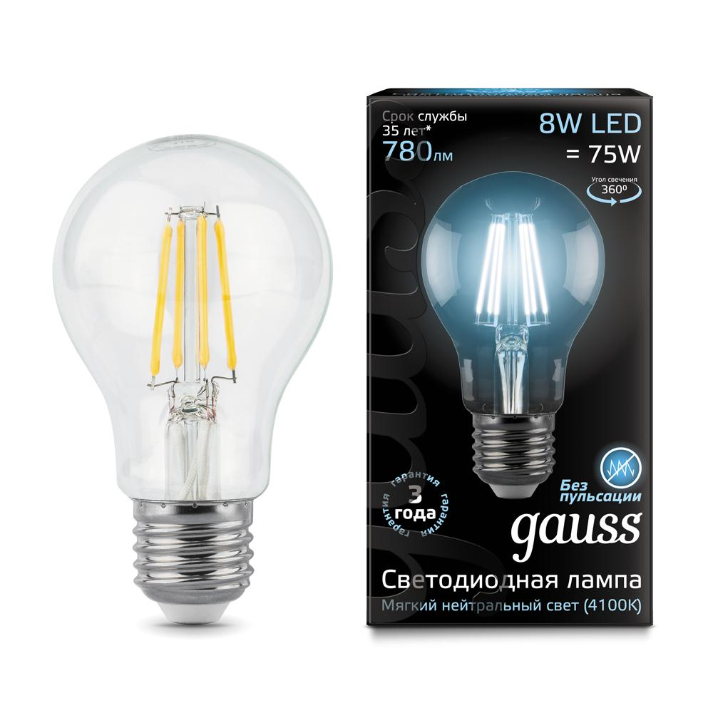 Лампа Gauss 102802208