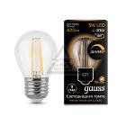 Лампа GAUSS 105802105-D