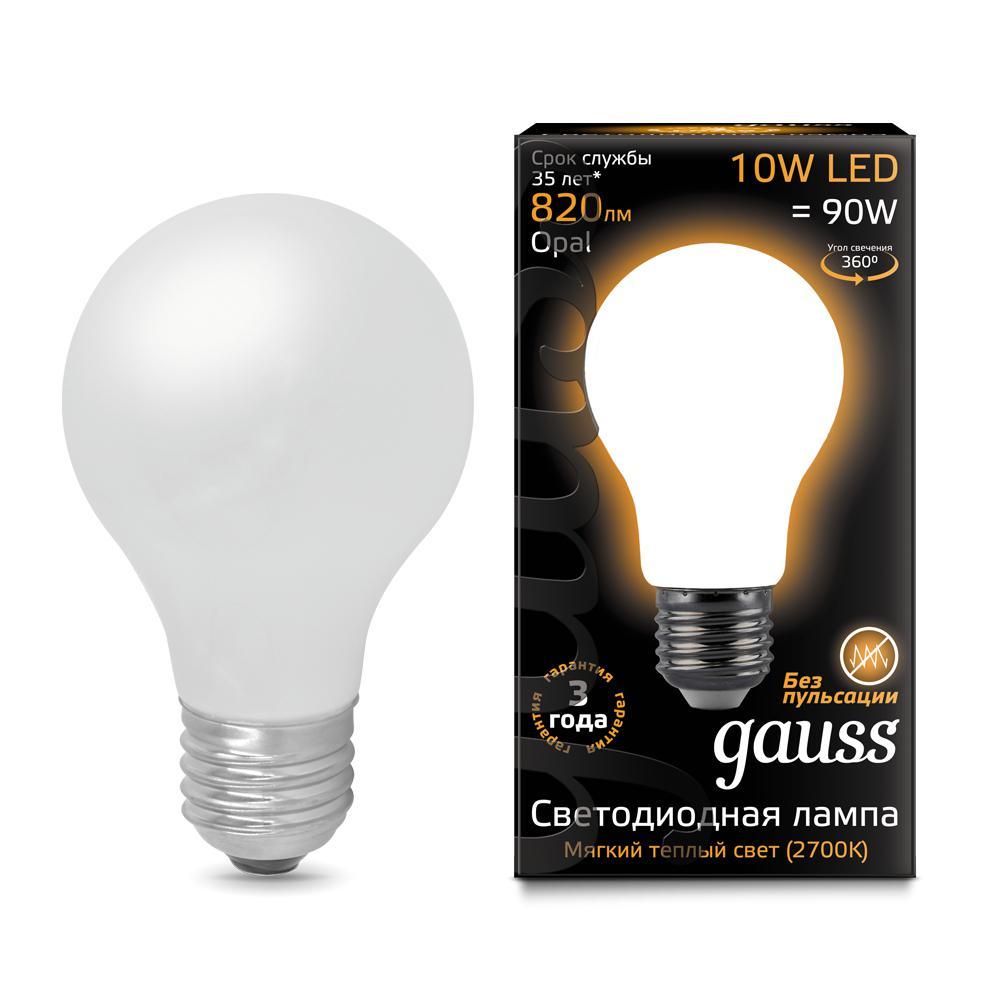 Лампа Gauss 102202110
