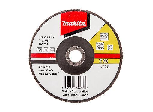 Круг Лепестковый Торцевой (КЛТ) MAKITA D-27741