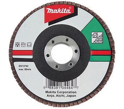 Круг Лепестковый Торцевой (КЛТ) MAKITA D-28092