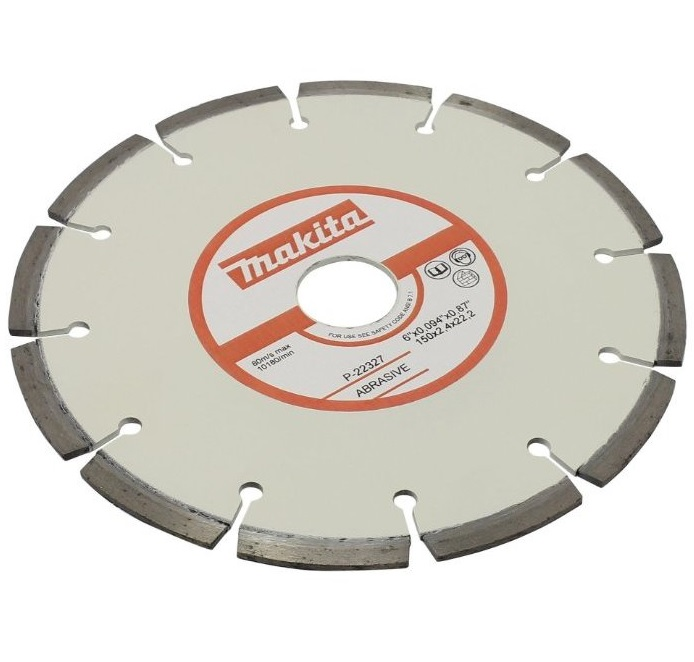 цена на Круг алмазный Makita (p-22327) Ф150х22мм по бетону