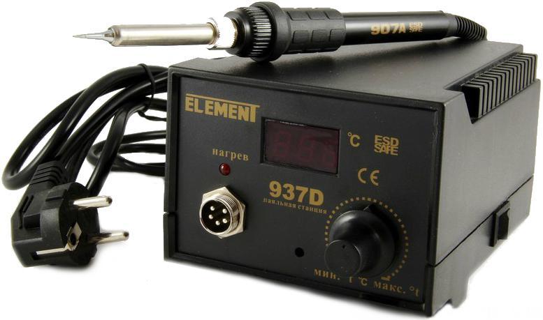 Паяльник Element 937d