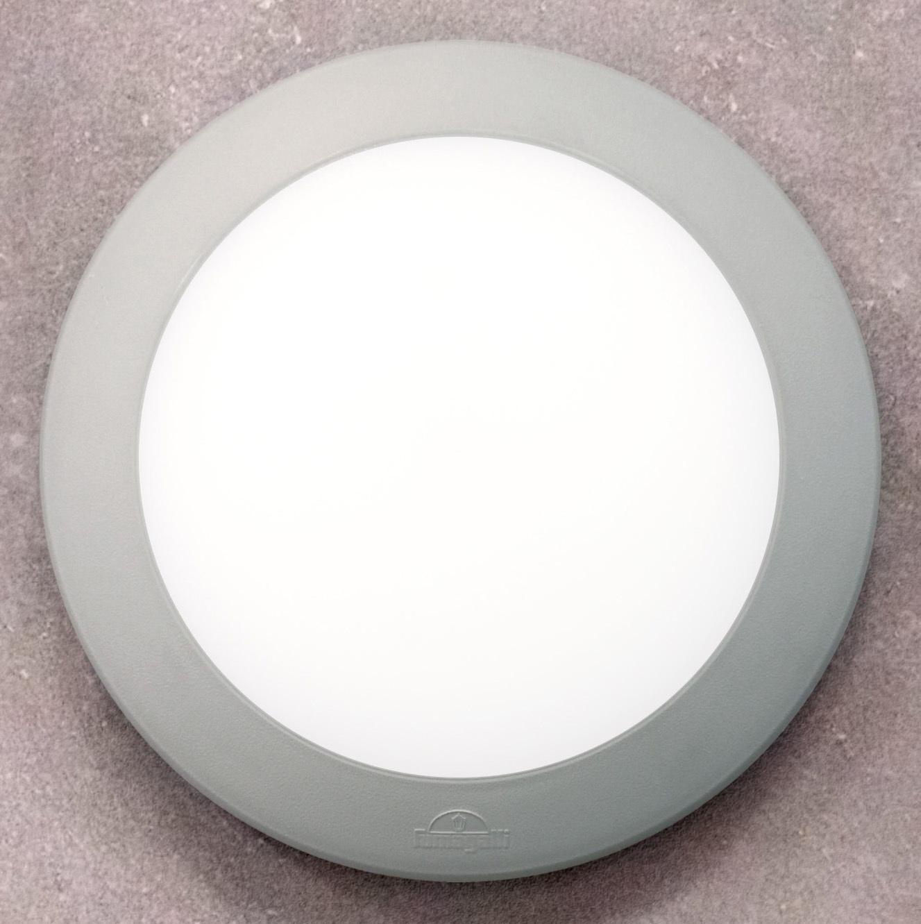 Светильник Fumagalli Berta gm, уличный, производство: Италия, серый матовый