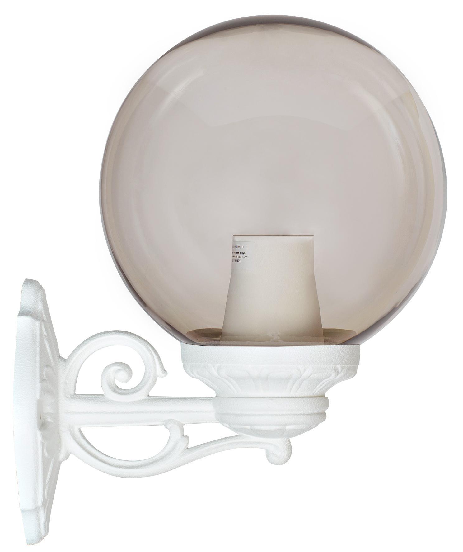 Светильник Fumagalli G250 bisso ws, уличный, производство: Италия, белый дымчатый