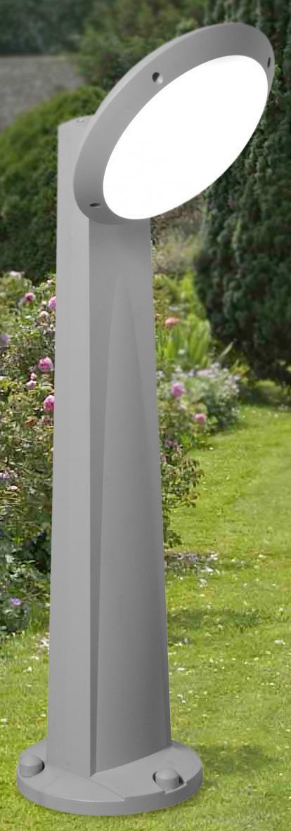 Светильник Fumagalli Lucia gabri remi 1l gm, уличный, производство: Италия, серый матовый цена