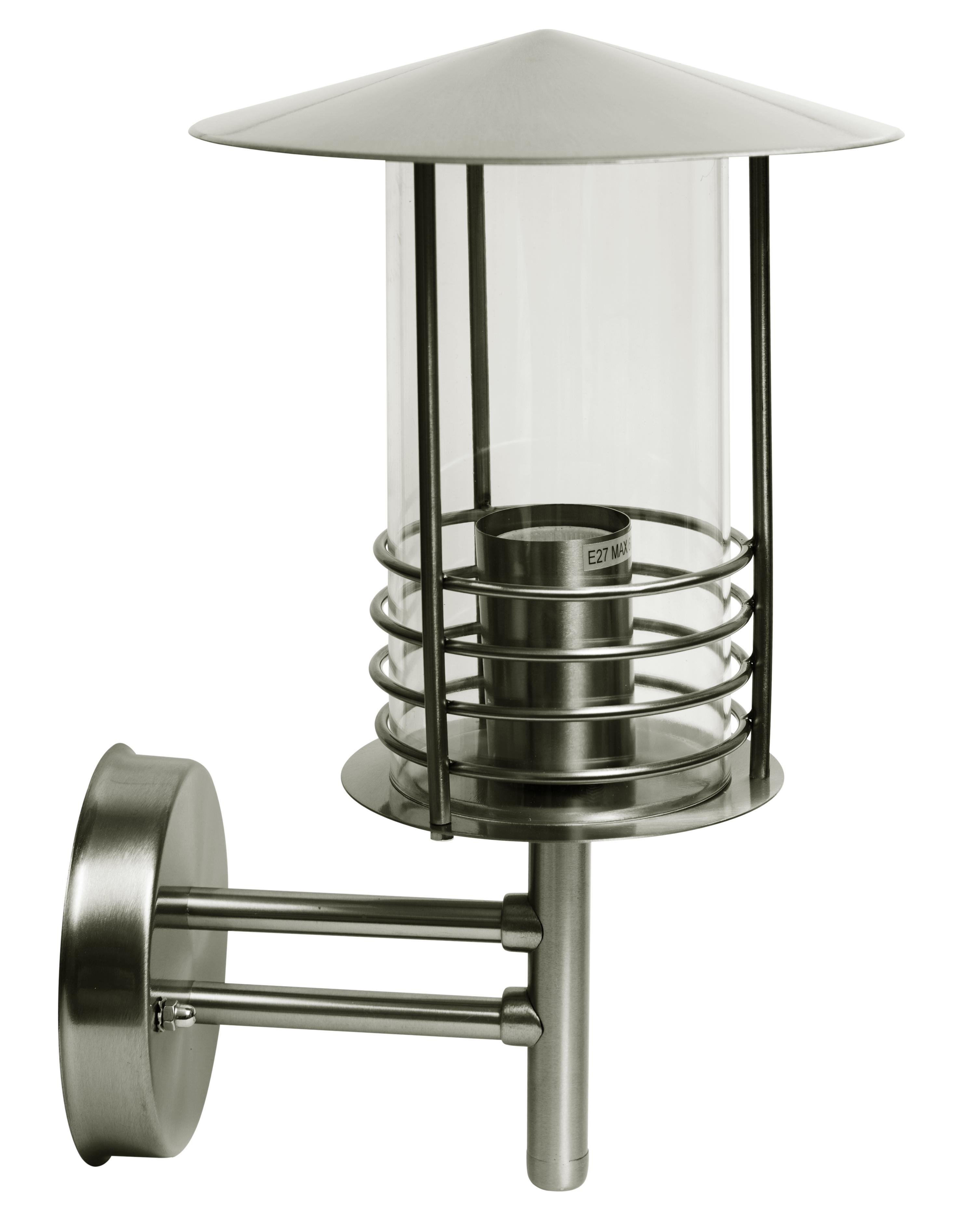 Светильник De fran Gpl-025up, уличный, нержавеющая сталь плафон-прозрачный рс цена