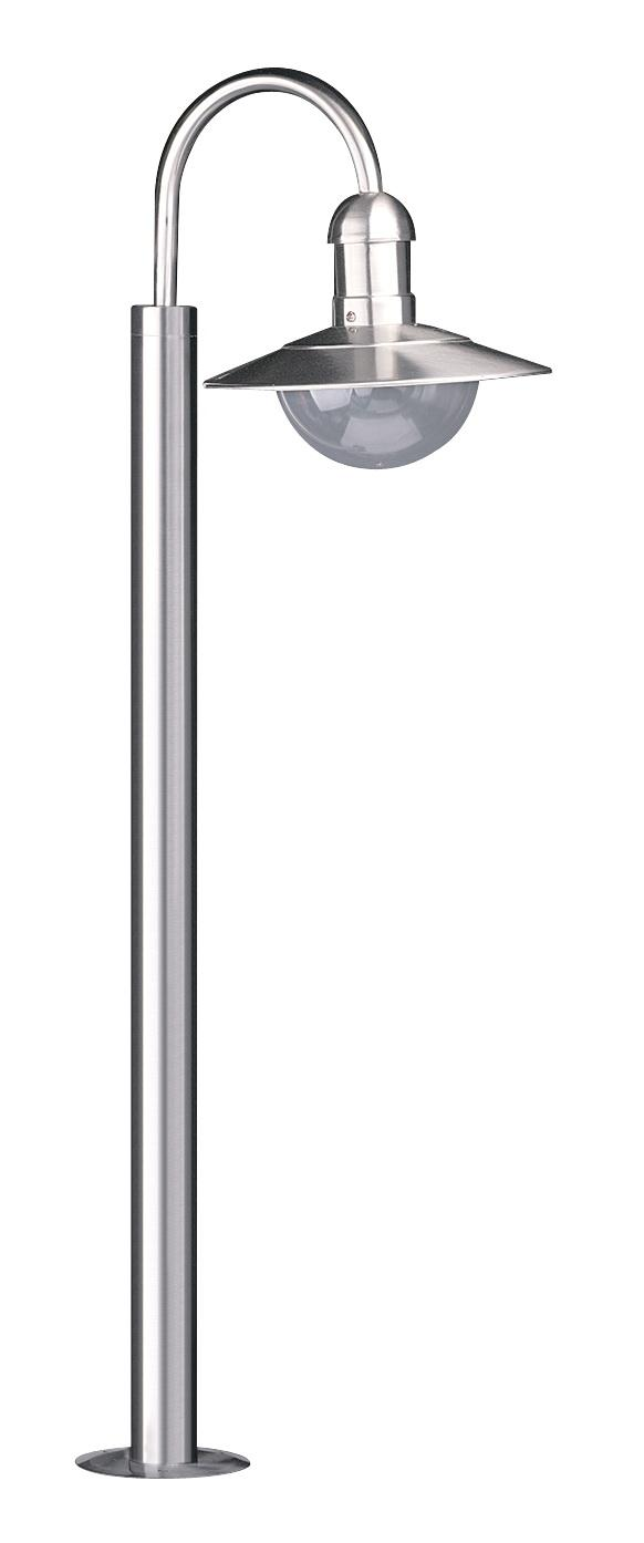 Светильник De fran Gpl-213h1, уличный, нержавеющая сталь плафон-прозрачный рс цена