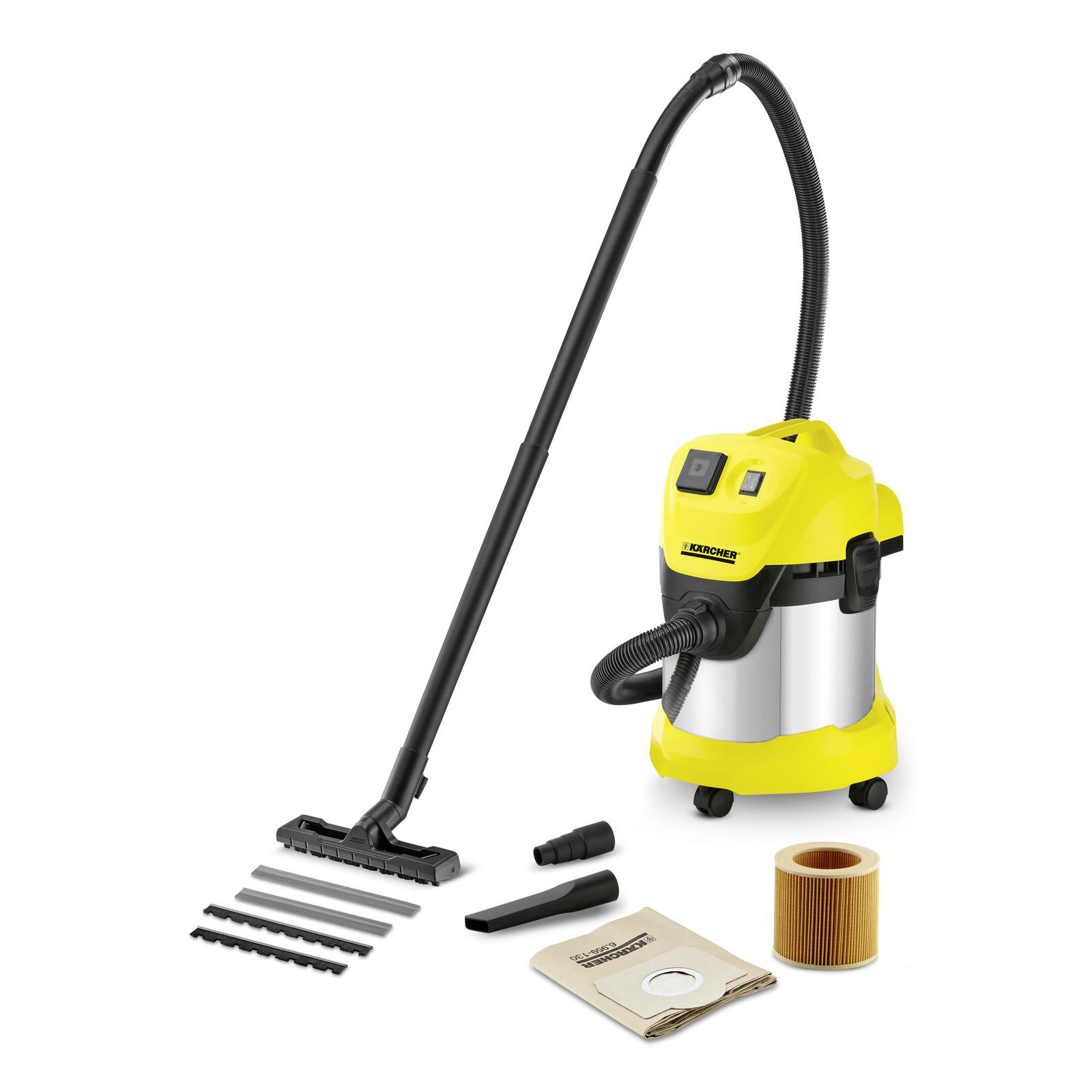 Пылесос Karcher Wd 3 p premium korea three and eocr motor protector eocr 3dm ac220
