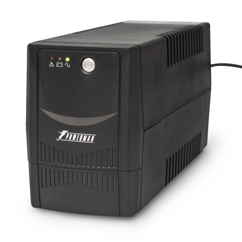 Источник бесперебойного питания Powerman Back pro 800iplus (iec320)  - Купить