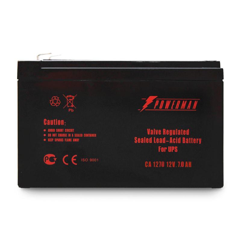 Аккумулятор для ИБП Powerman Ca1270/ups