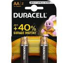 Батарейка DURACELL LR6-2BL BASIC CN Б0026814