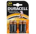 Батарейка DURACELL LR6-4BL BASIC Б0026815