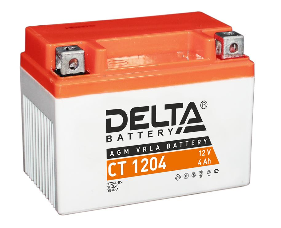 Аккумулятор Delta Ct 1204 чайник delta lux dl 1204