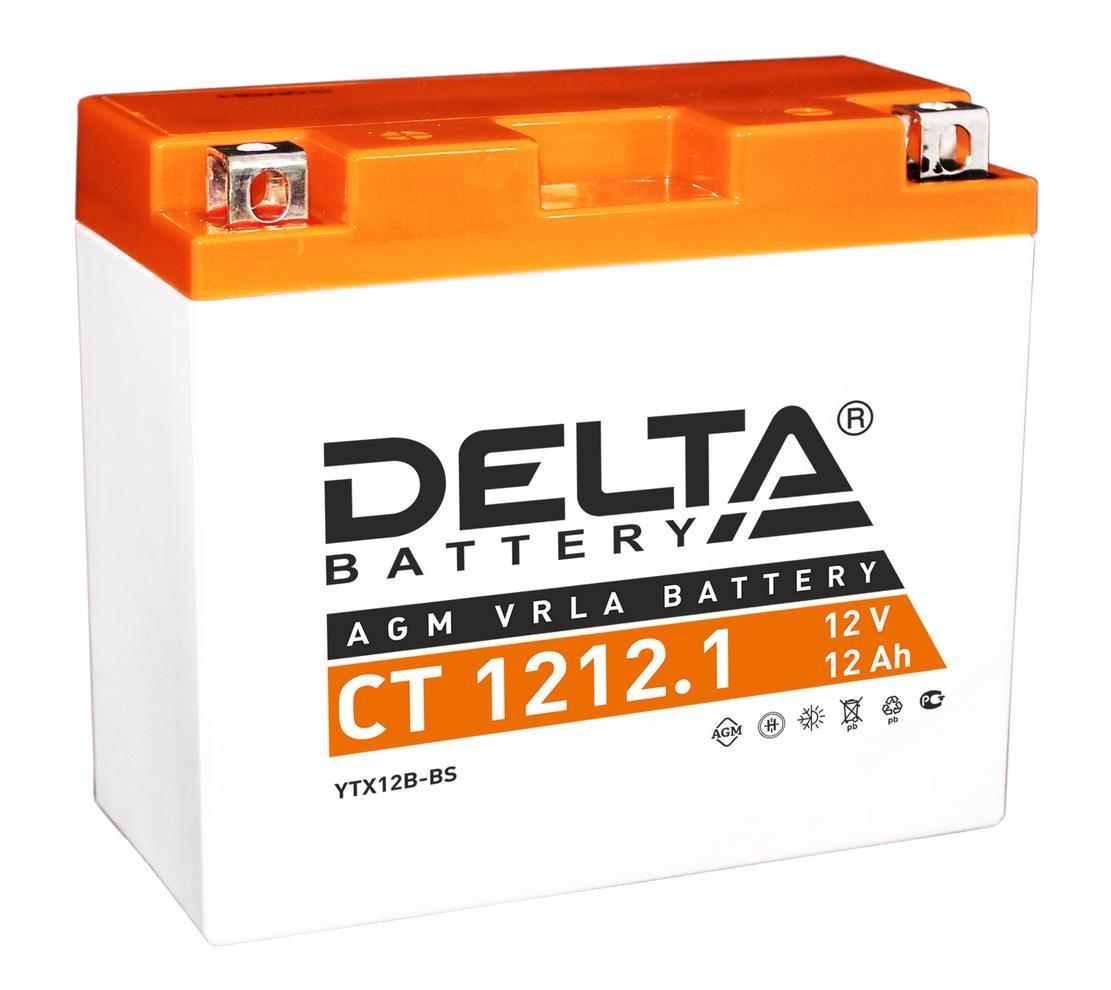 Аккумулятор Delta Ct 1212.1 аккумулятор