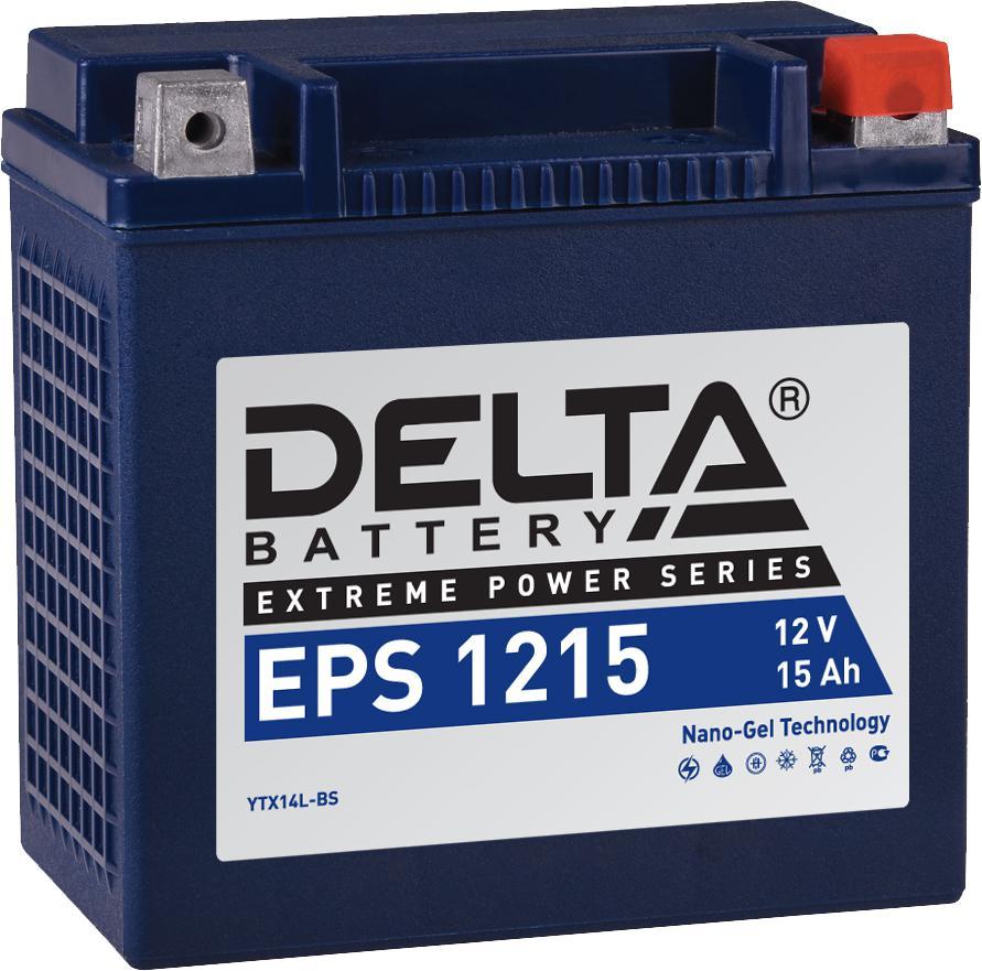 Аккумулятор Delta Eps 1215 стоимость