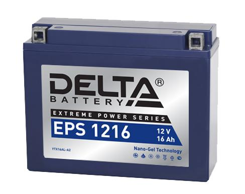 Аккумулятор Delta Eps 1216 free hk post eps original ink cartridge 2pces 1set t1421 black eps me 560w 620f 570w economical practical