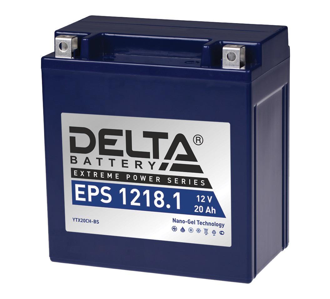 Аккумулятор Delta Eps 1218.1 free hk post eps original ink cartridge 2pces 1set t1421 black eps me 560w 620f 570w economical practical