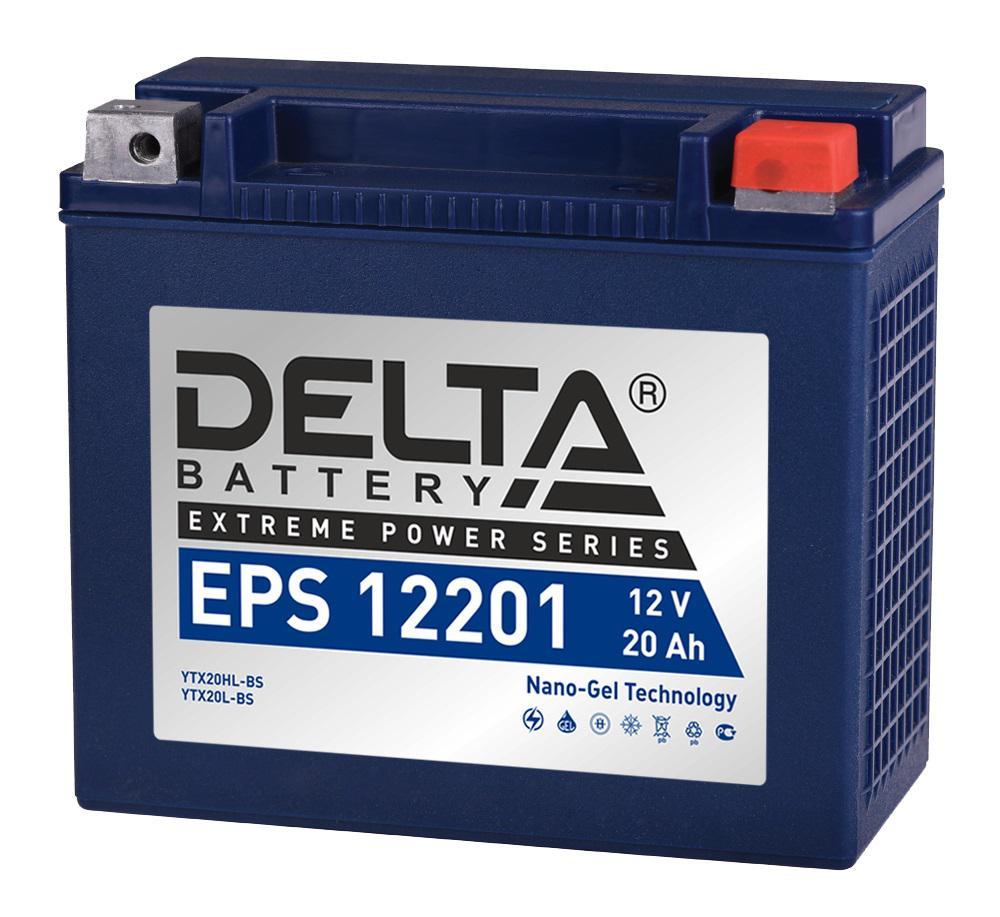 Аккумулятор Delta Eps 12201 fit 12201