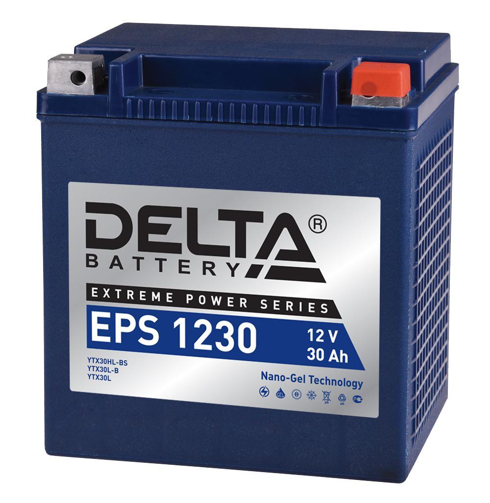 Фото Аккумулятор Delta Eps 1230 аккумулятор