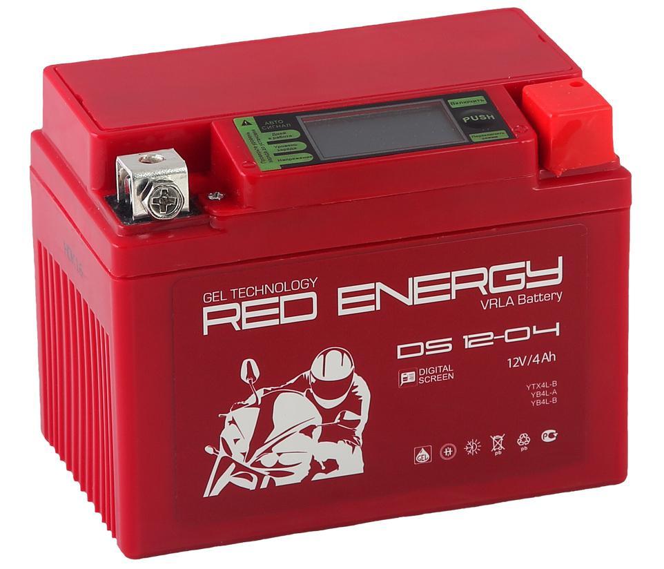 Аккумулятор Red energy Ds 1204 energy