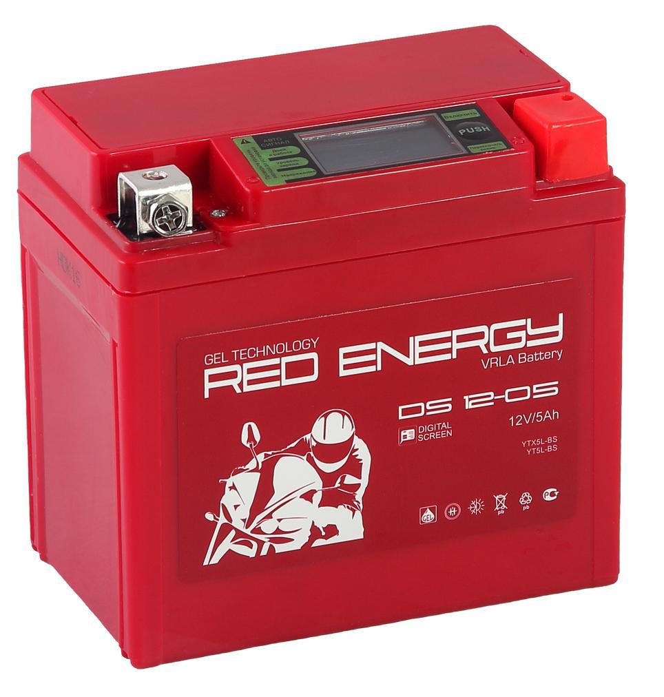 Аккумулятор Red energy Ds 1205 аккумулятор