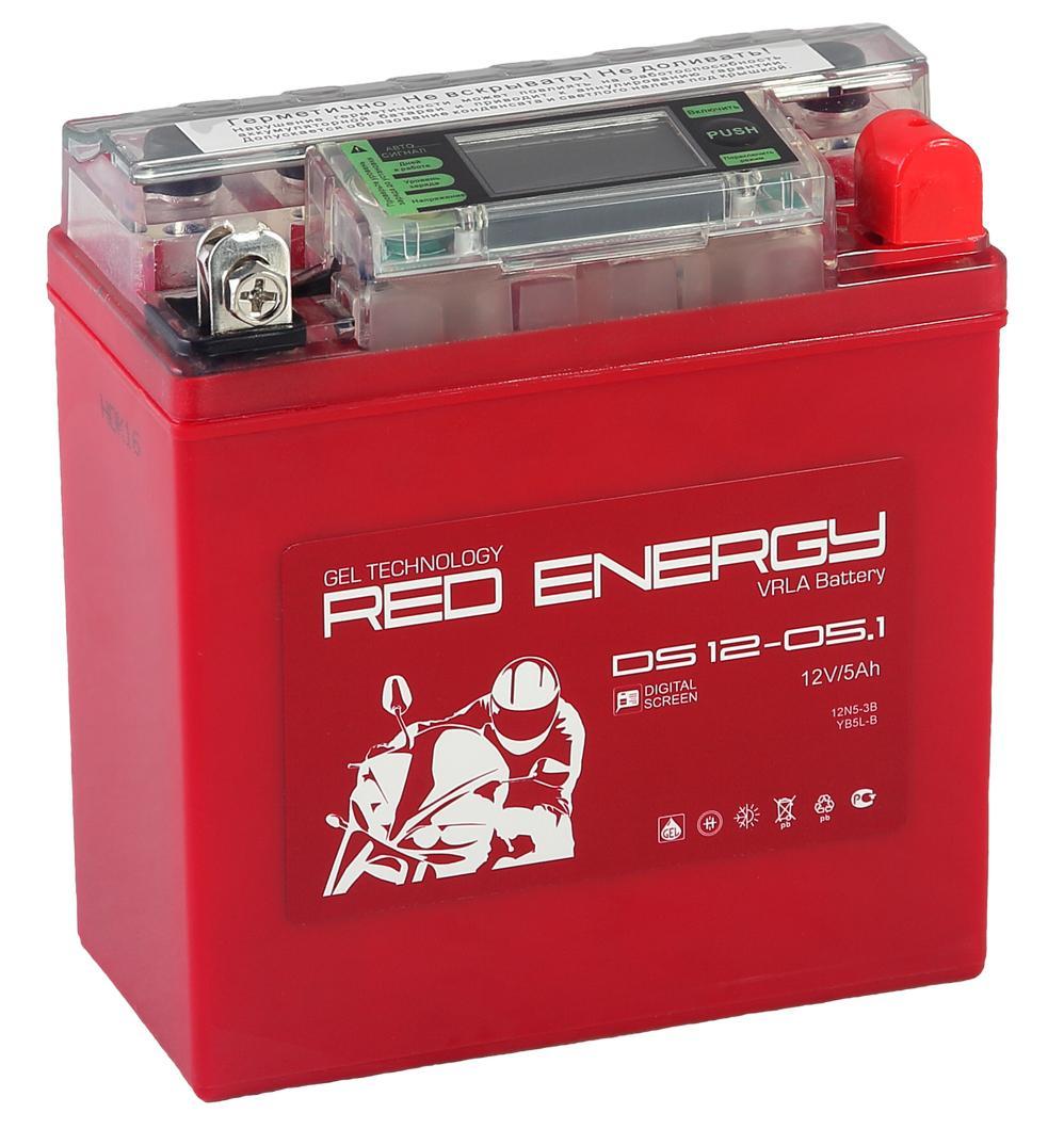 Фото Аккумулятор Red energy Ds 1205.1 аккумулятор