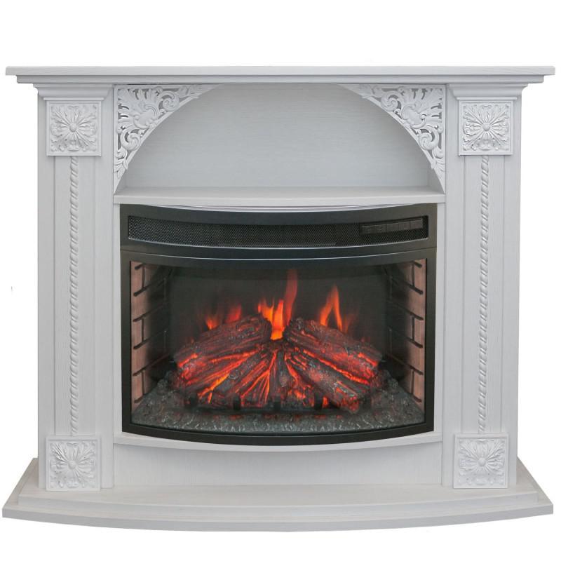 Электрокамин Real flame Sonata 25 wt+firefield 25 s ir