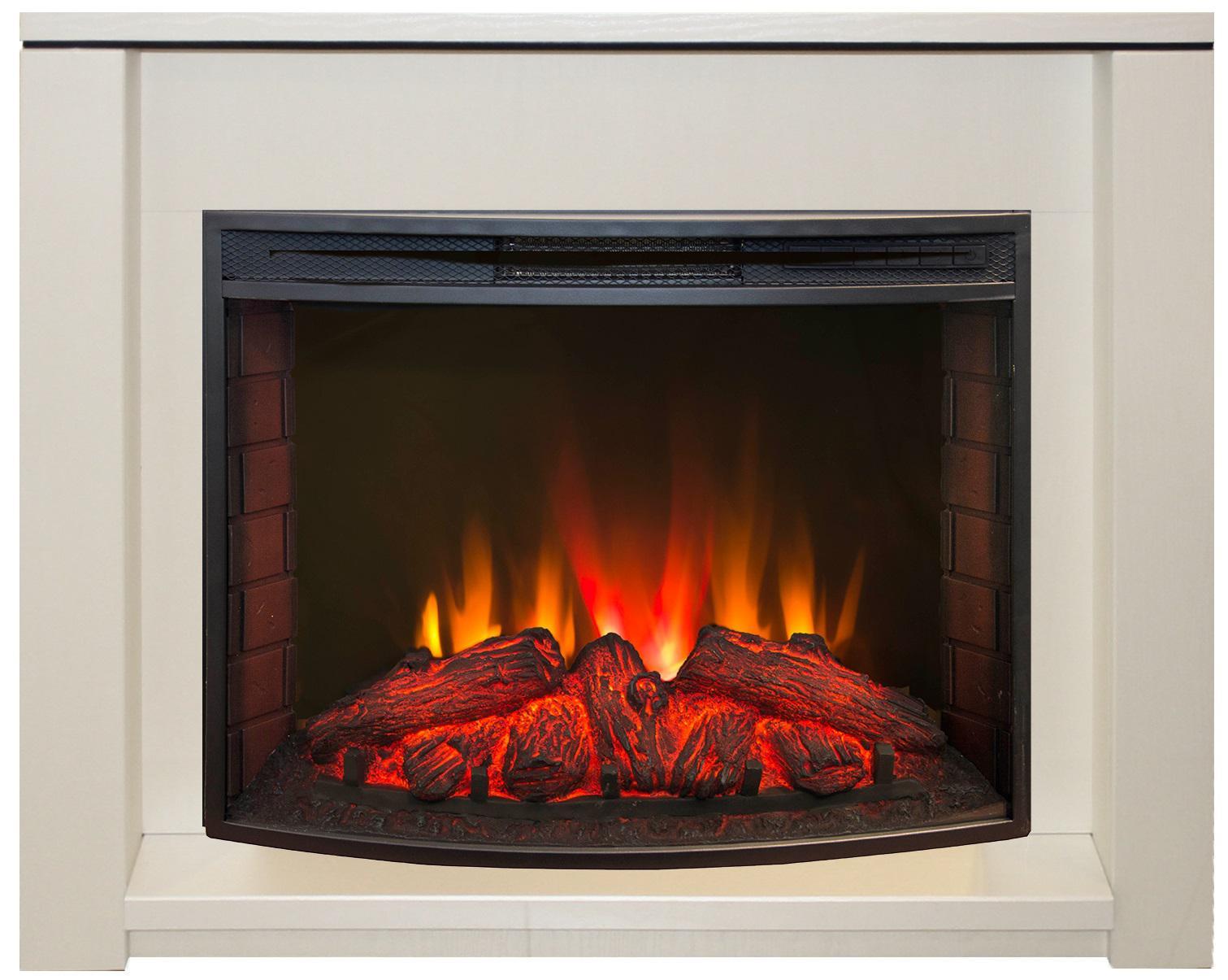 Электрокамин Real flame Skagen 25,5/26 wt+evrika 25,5