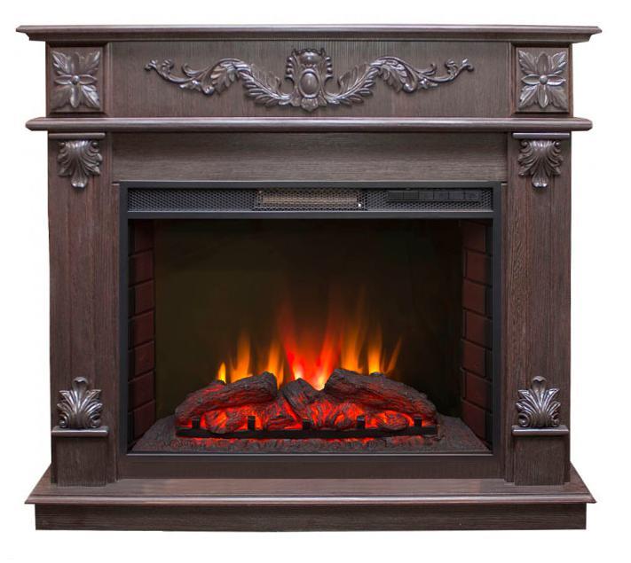 Электрокамин Real flame Philadelphia 25,5/26 dn+evrika 25,5