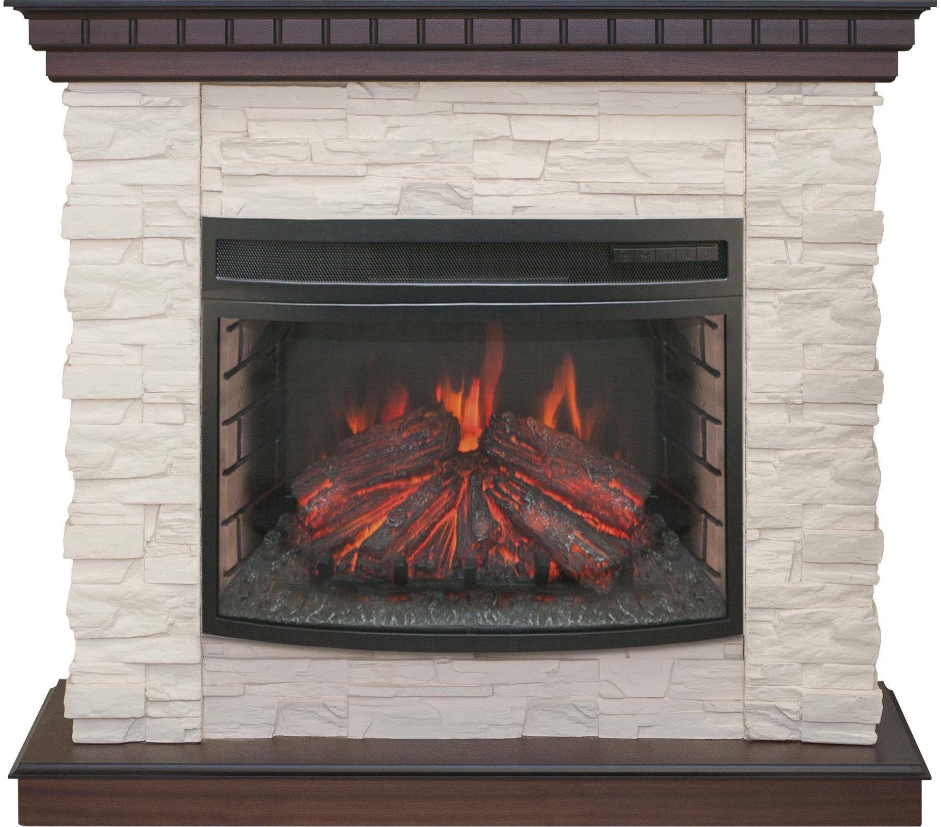 Электрокамин Real flame Elford ao+firefield 25 s ir