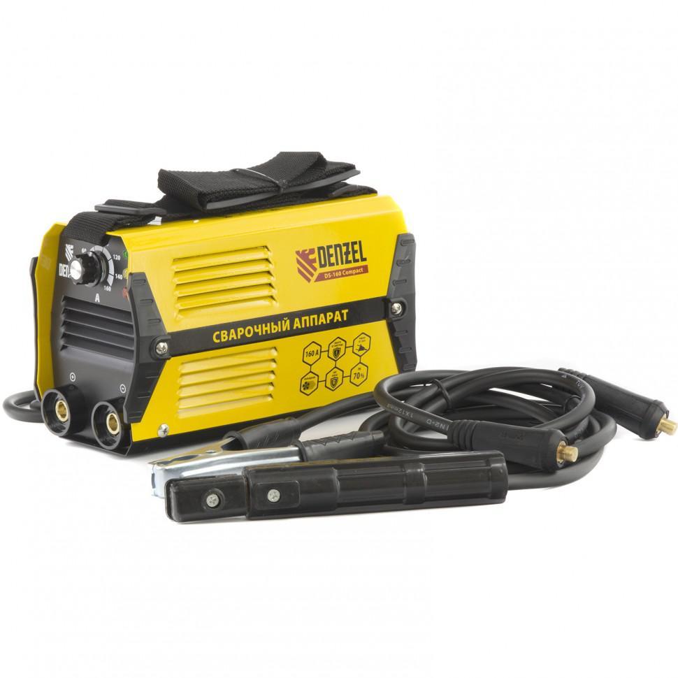 Сварочный аппарат Denzel Ds-160 compact 94371 eglo 94371