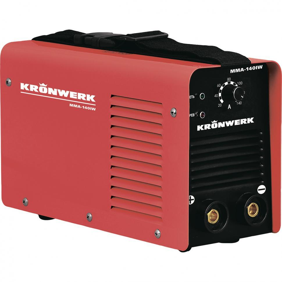 Сварочный аппарат Kronwerk мма-160iw 94341