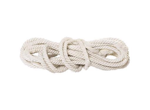 Веревка хлопковая СИБРТЕХ D12х11м (94002)