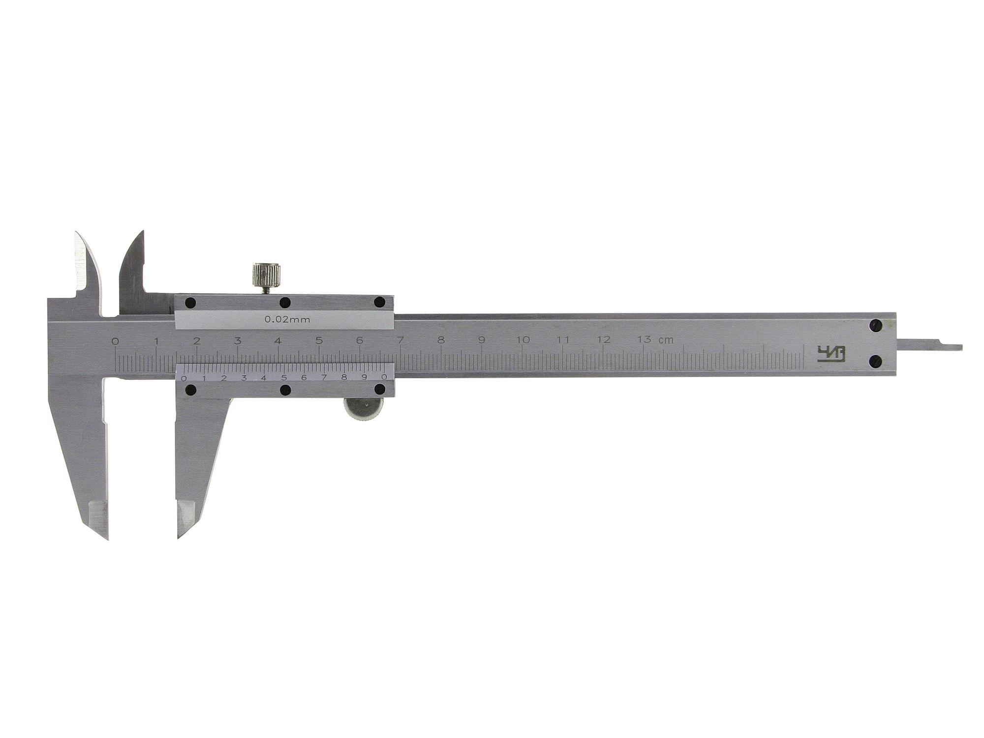 Штангенциркуль ЧИЗ ШЦ-1-200 0.05 моноблок