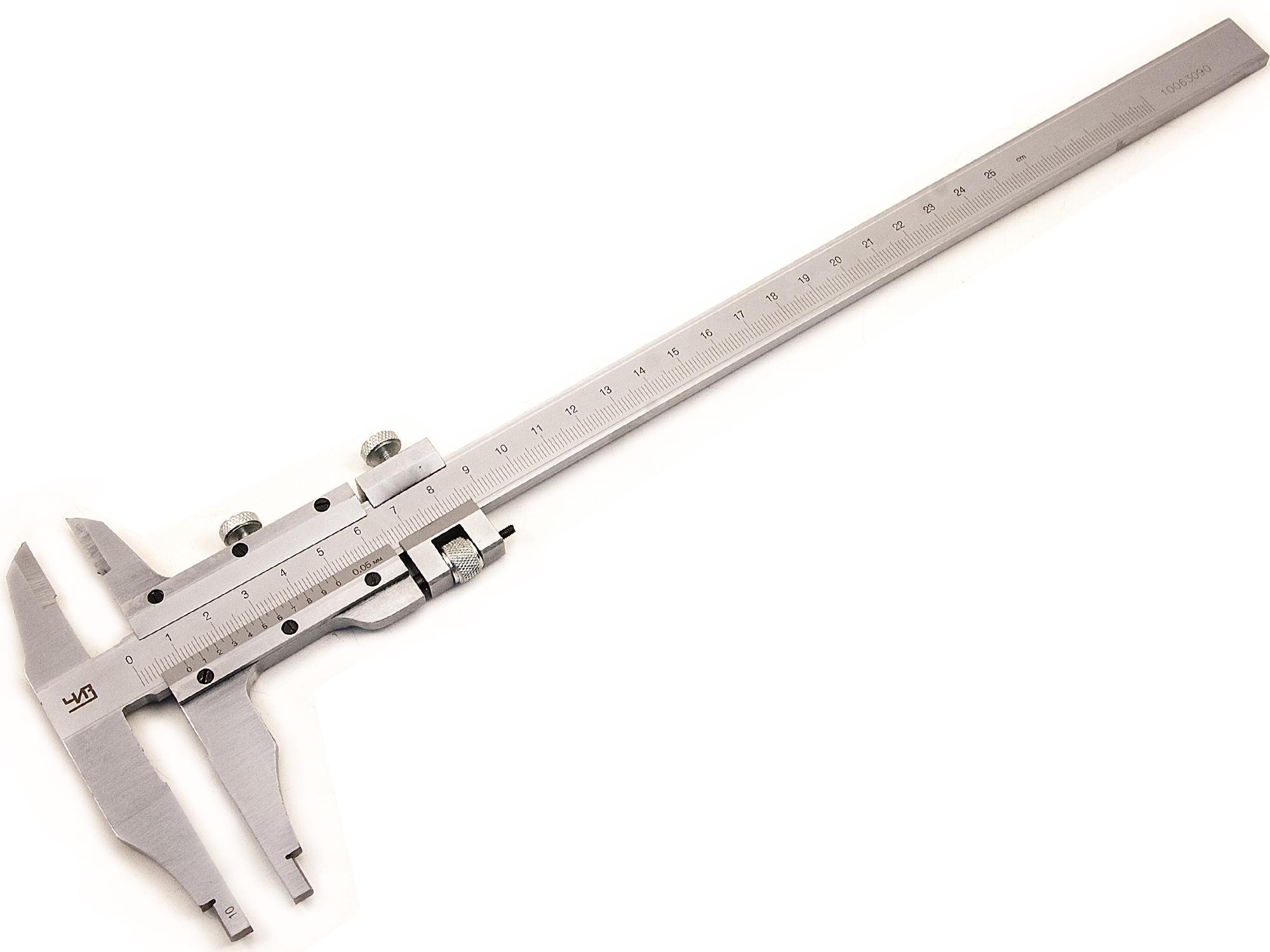 Штангенциркуль ЧИЗ ШЦ-2- 250 0.05 губ.60мм
