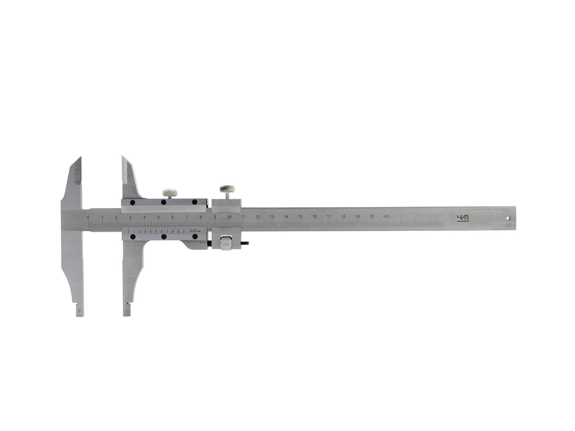 Штангенциркуль ЧИЗ ШЦ-2-1600 0.05 губ.150