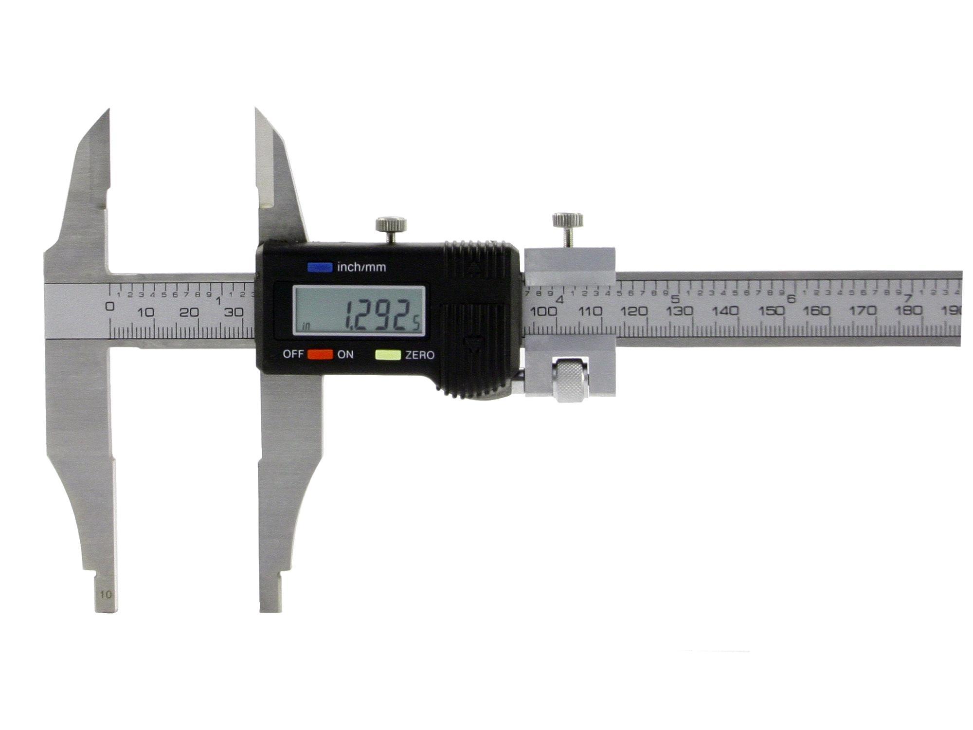 Штангенциркуль ЧИЗ ШЦЦ-2- 630 0.01 губ.150мм