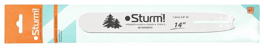 Шина цепной пилы Sturm! Sb1450380po